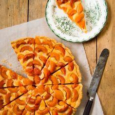 Apricot Frangipane Tart⎜ On a Sweet Sugar Rush