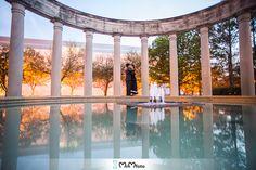 Hermann Park Engagement Photo shoot | Houston, Texas | Jafar   Ummama