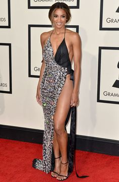 Grammy Awards 2016 : les looks du tapis rouge