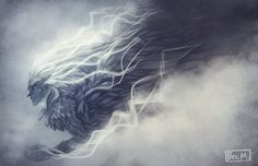 Manwe, Lord of the Breath of Arda by 89ravenclaw on DeviantArt