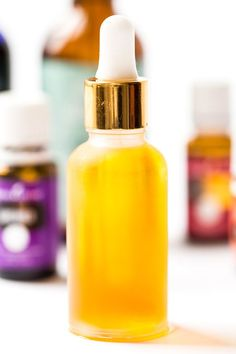 Everyday Facial Serum DIY Everyday Facial Serum made from jojoba oil, rosehip seed oil and my favorite essential oils!DIY Everyday Facial Serum made from jojoba oil, rosehip seed oil and my favorite essential oils!