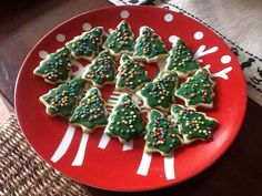 Yılbaşı Kurabiyesi - Noel Kurabiyesi                        -  Aslı Marengo #yemekmutfak