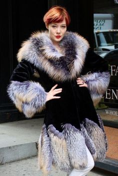 Best Fur Coats In The World
