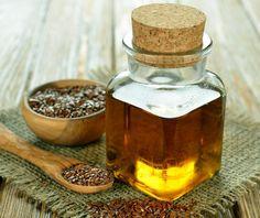 Льняное масло для здоровья и красоты