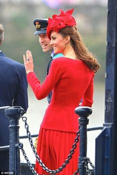 Kate - Duchess of Cambridge by rowena