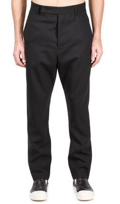 RICK OWENS astaire pant