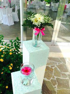 Accoglienza floreale
