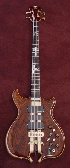 Alembic Bass Guitars
