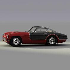3D 3ds Tatra JK 2500cool
