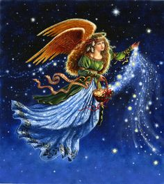 500 best angels 1 images on pinterest in 2018 angels christmas image of angel ruth sanderson fandeluxe Images