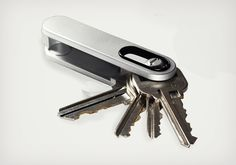 """KeyonPod is that it gets the modern key """"ring"""" right."""