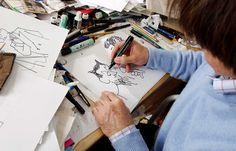 Attaque de «Charlie Hebdo»: Cabu «dessine» la une du «Canard Enchaîné»