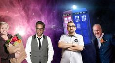 ABC's New Cooking Show: Time Machine Chefs