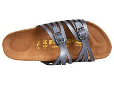Birkenstock Granada (Birko-Flor™) Onyx Birki-Flor™ - Zappos.com Free Shipping BOTH Ways