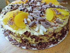 Mandľové sú fajnové: 10 koláčov a zákuskov z mandlí Torte Cake, Cheesesteak, Cake Recipes, Almond, Gluten Free, Sweets, Cupcake, Baking, Ethnic Recipes