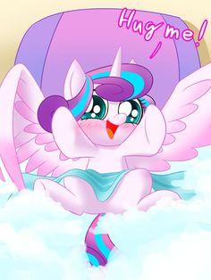 Flurry Heart by PhoenixPeregrine on DeviantArt