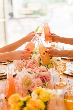 Classic tips on the traditional wedding toast