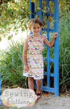 INSTANT DOWNLOAD- Stella Dress (Size 12/18 to Size 8) PDF Sewing Pattern and Tutorial on Etsy, $6.74 AUD