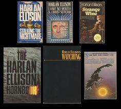 harlan ellison essays on writing
