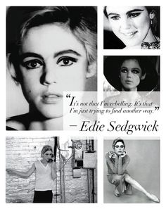 Favourite quote from Edie