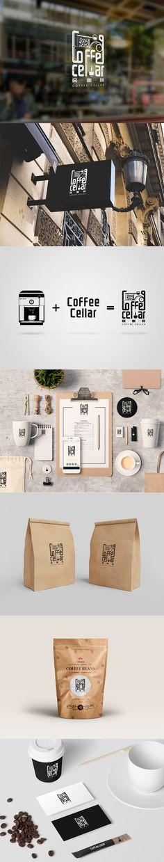 Coffee cellar-----------------------------------------這是由May介紹的案子,她的朋友想開一間咖啡店,所以希望我幫他設計logo,由於後來設計完之後就沒消息所以我就自己發展其它製作的設計物,Logo部份因為當初得知店裝會是工業風,所以第一個念頭就是機械零件,在設計上面就把英文店名跟咖啡機做結合,大至溫度表小至螺絲,因為刻意不想讓人真的去閱讀英文,所以在字體上變化得較大.