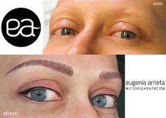 Realizamos trabajos de Micropigmentación de Cejas y ojos que, en el caso de pacientes con problemas de alopecia , les da una solución de forma permanente a su problema. http://eugeniaarrieta.com/micropigmentacion/ #micropigmentacion #tatuaje #tattoo #permanentmakeup #bellleza #cosmetica #micropigmentacioncejas #micropigmentacionojos