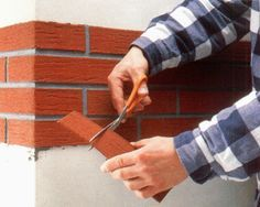 Brick Cladding System Flexible Brick