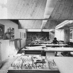 ERNST GISEL - ATELIERHAUS, ZÜRICH Arch Architecture, German, Interiors, Amazing, Google, Photos, Ideas, Spaces, Atelier