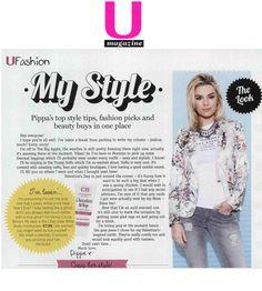 U Magazine - 17th February 2015