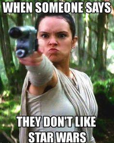 Don't Like Star Wars