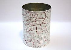 Po chvíli sa začnú tvoriť prasklinky. Candle Holders, Vase, Candles, Canning, Mugs, Tableware, Handmade, Home Decor, Country