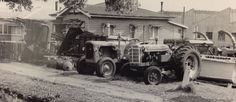 Vanderfield originally known as Farm Equipment Pty Ltd was established in 1963 this photo is from the original premises in Ruthven Street, Toowoomba.