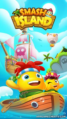 Smash Island Tips, Cheats & Hack for Spins & Gold Coins  #Adventure #Gambling #SmashIsland http://appgamecheats.com/smash-island-tips-hack-cheats/