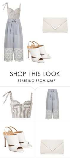 """REACTIONEZ LA CARTI CU SELLY?"" by alexa78-1 on Polyvore featuring Rosie Assoulin and Zimmermann"