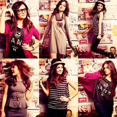 I seriously love her and her character Aria's Style.