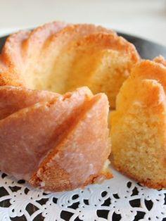 レモンパウンドケーキ [Lemon Pound Cake]