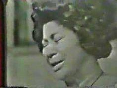 How I Got Over-Mahalia Jackson