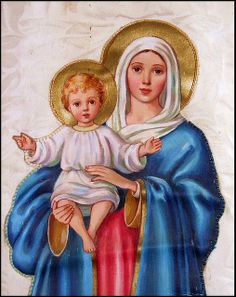 Blessed Virgin and child | Flickr - Photo Sharing!