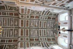 Barocke Deckengestaltung