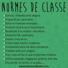 Normes classe