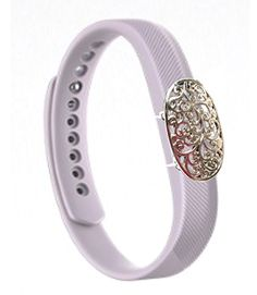Fashion Fitness Band Bling jewelry Accessory charm for fitbit FLEX 2 Fitness Tracker ONLY bling accessory no bands NO TRACKERS -- Details can be found by clicking on the image. (Note:Amazon affiliate link)