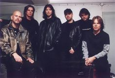 Haugland, Levén, Norum, Marcello, Michaeli, Tempest - Europe (reunion)