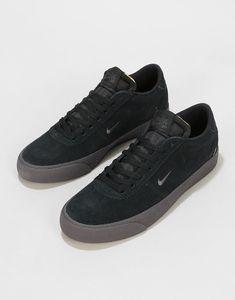 f59818fd7566 Nike SB Zoom Bruin Ultra Skate Shoes - Black Thunder Grey