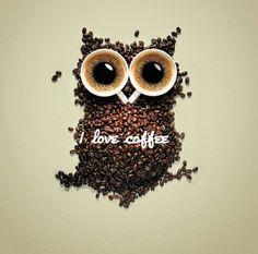 Owlove coffee ♡