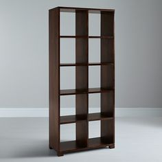Buy John Lewis Stowaway Double Bookcase, Finished Online at johnlewis.com