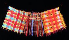 Jilli Blackwood   The Millennium Kilt   embroidered silk + wool   Scotland, U.K.   2000
