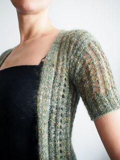 Monts Sutton Cardi knit by Dayana Knits.  Pattern is Catskills Cardi by Sheila Toy Stromberg.  Yarn is Filatura di Crosa Gioiello.  Raverly page: http://www.ravelry.com/projects/dayana/catskills-cardi