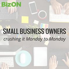 This playlist is to inspire small business owners dedicated to crushing it Monday to Monday! PS Interested in buying, selling or growing a business or franchise? Check this out---> https://www.mybizon.com