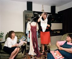 Unseen photos from Martin Parr's archive in Dazed spring