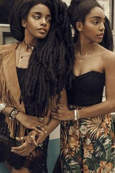 Watch The Behind The Scenes As Cipriana & TK Quann Discuss Hair and Style With The Steve Harvey Show